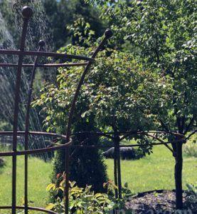 Опора для растений Обелиск Фонтан