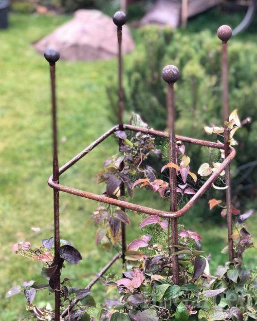 Опора для растений Обелиск Квадро